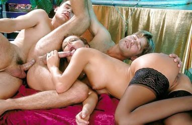 First time 3some