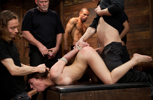 Multiple anal creampie movies